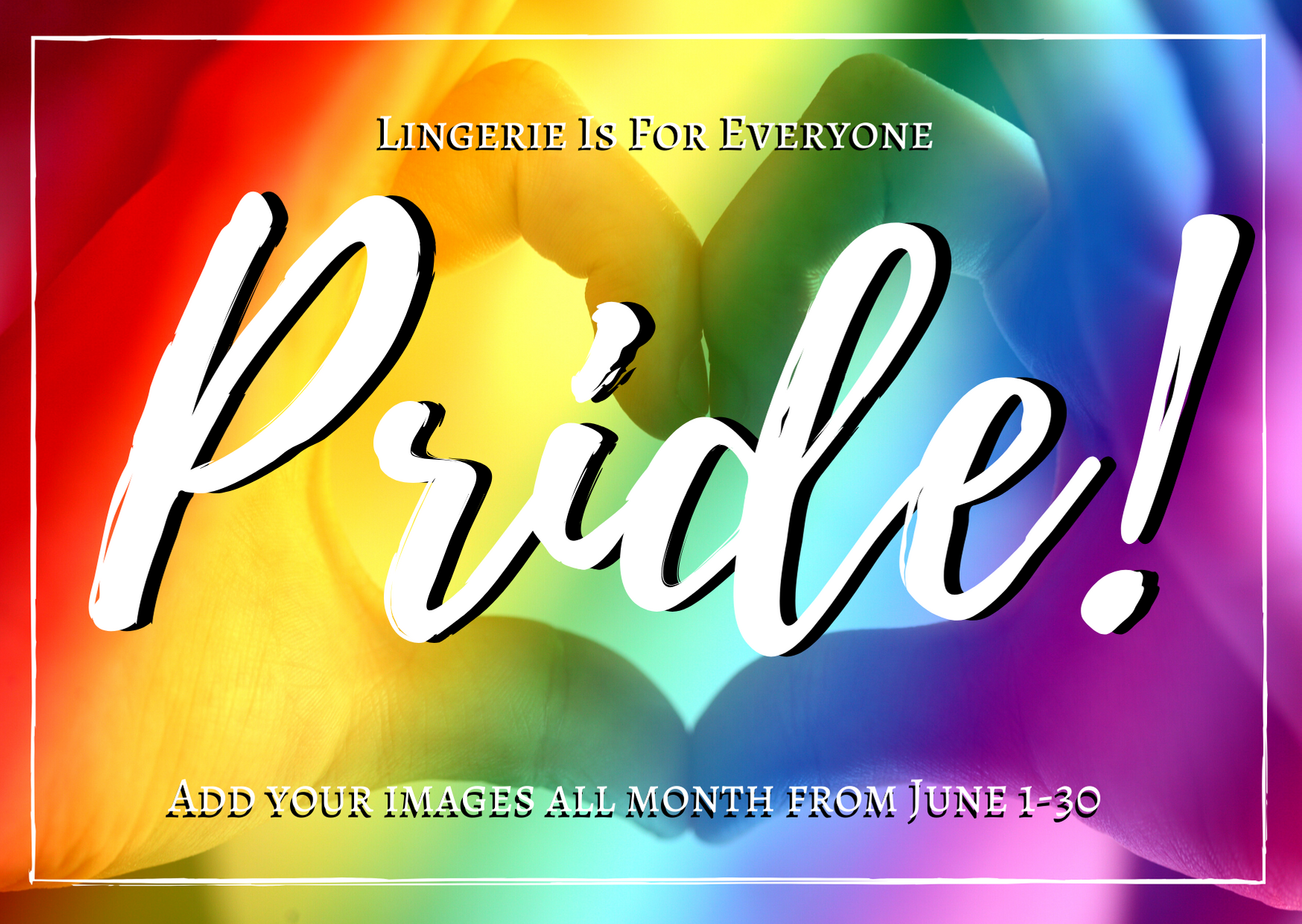 June Is Pride Month at #LiFE