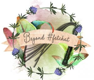 Have you heard of Beyond #FetChat ? It's a new, inclusive, super sexy link up hosted by Love Is A Fetish that encourages writers to wax creative on the week's #FetChat topic. You can join in on #FetChat every Wednesday on Twitter and discuss sex, kink, and sexuality with like-minded folks.