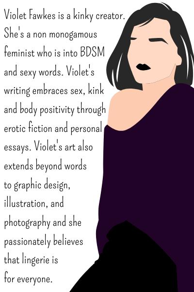 Bio - Violet Fawkes